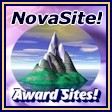 Honored as a NovaSite!