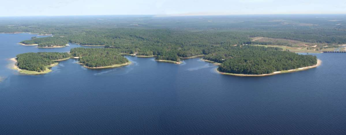 Toledo Bend Gallery Aerial Photos Of Toledo Bend Lake Area