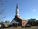 First Baptist Church of Converse