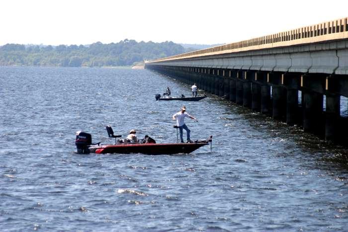 Fishing toledo bend lake for Toledo bend fishing map