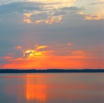 Toledo Bend Lake Sunrises and Sunsets